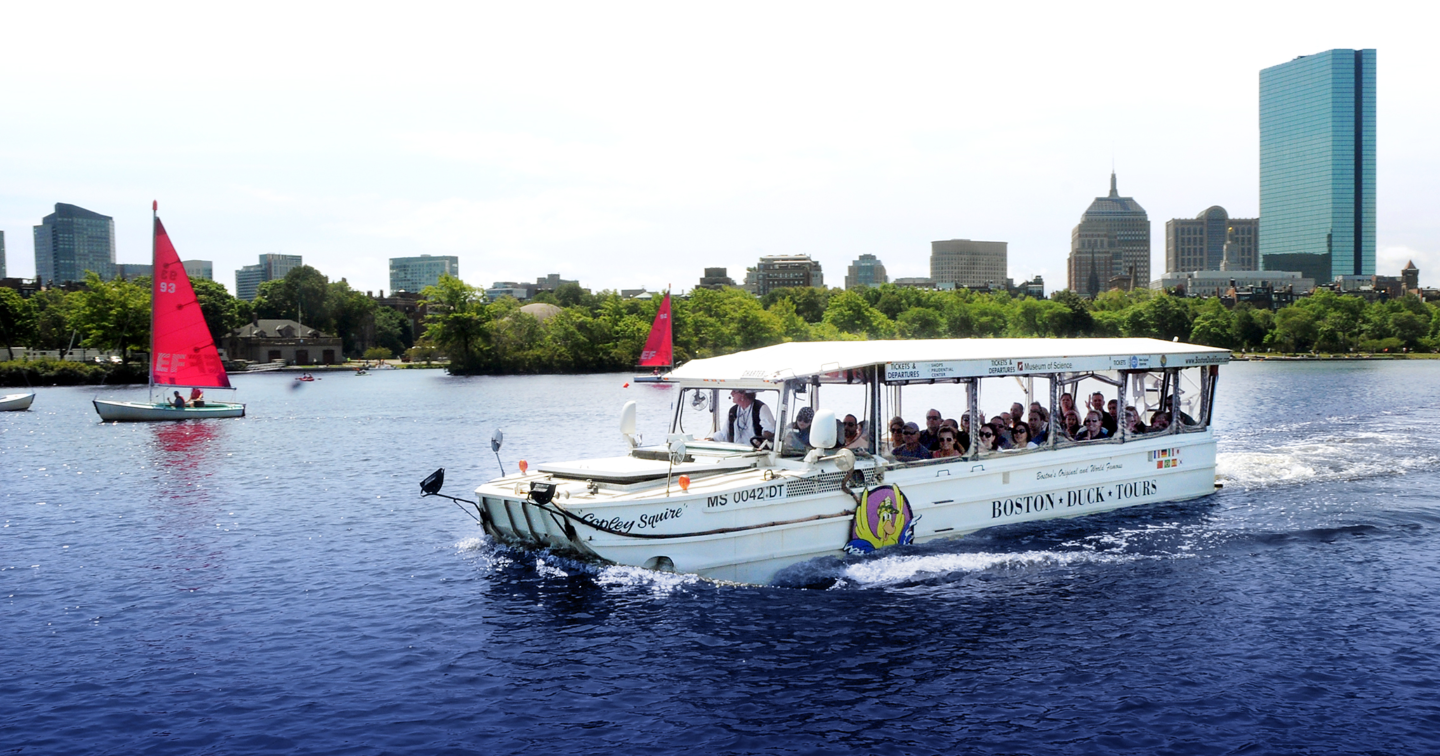 Boston Duck Tours | Boston's Best Sightseeing Tour